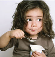 Дети принимают решения благодаря запахам