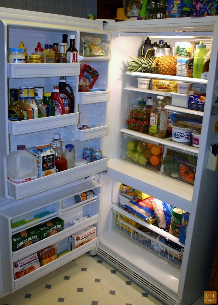 Сколько можно хранить продукты в холодильнике