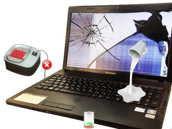 Ремонт ноутбуков от сервисного центра «Компьютерная помощь»