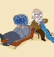 При психотерапии изменяются связи в мозгу