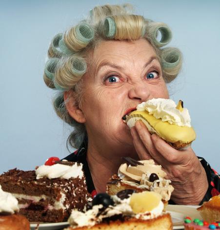 Импульсивность сильно влияет на набор веса