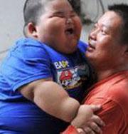 Вес дети наследуют от родителей