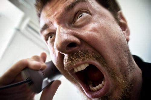 Негативные эмоции влияют на состояние сосудов