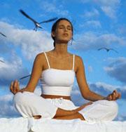 Медитации помогают сидеть на диетах