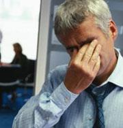 Из-за стресса люди начинают рисковать
