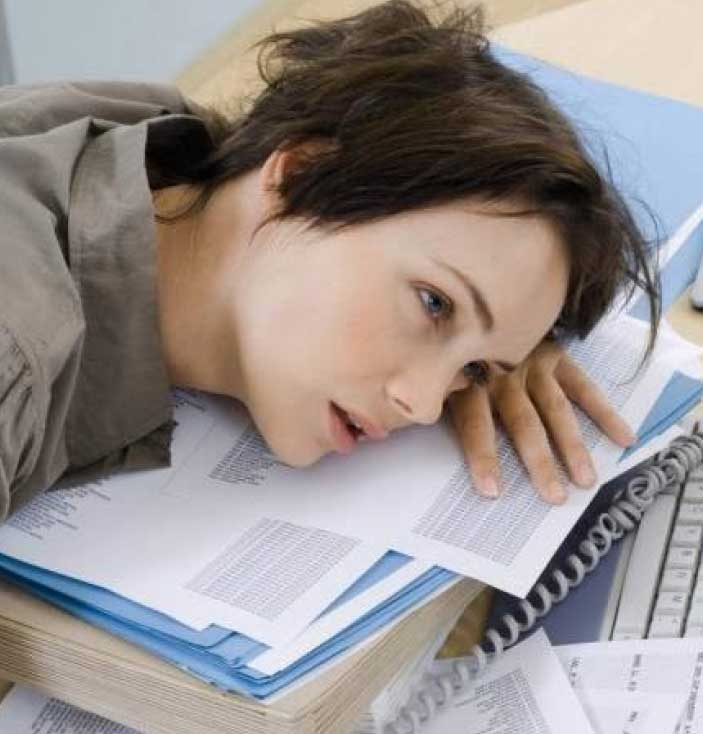 Синдром хронической усталости изменяет мозг