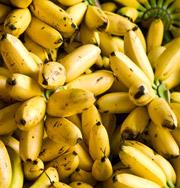 Полезность бананов меняется с их цветом