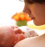 У детей взрослых мам есть свои особенности