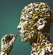 Витамины и био добавки признали бесполезными