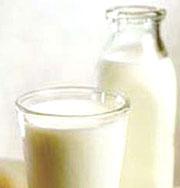 Молочные продукты спасают от смерти