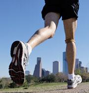 Любителям опасно бегать марафоны