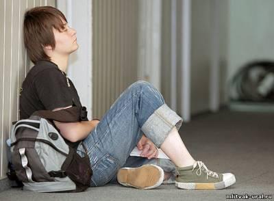 Выжить с подростком
