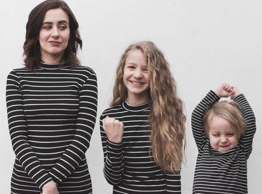 Воспитание дочерей