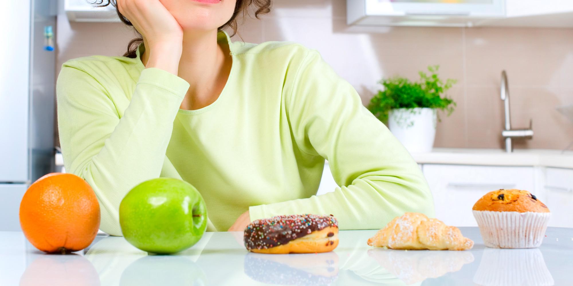 Как психологически сбросить вес
