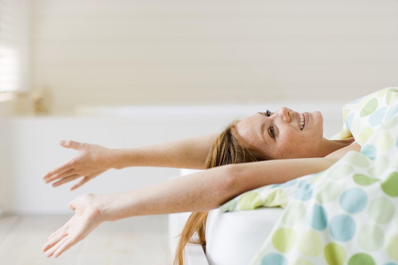 Менструация влияет на качество сна