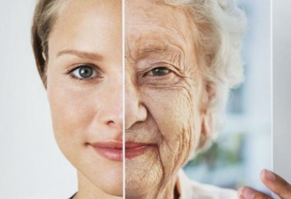Три этапа старения: 34, 60 и 78