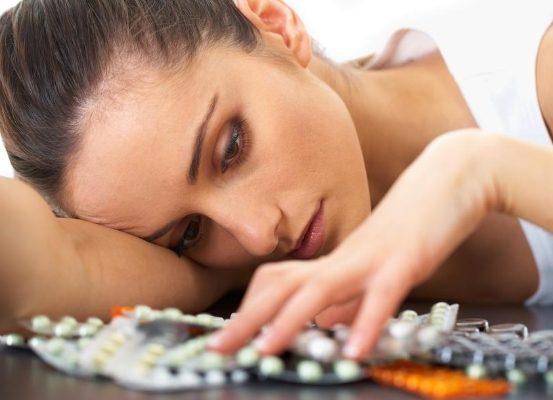 Антидепрессанты могут приводить к повышению уровня сахара в крови и гормональным нарушениям