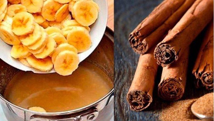 Банан + корица = крепкий и здоровый сон