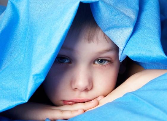 У ребенка будут проблемы со сном и умственным развитием, если у мамы бессонница