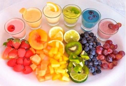 Как цвет пищи влияет на наше здоровье