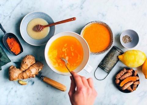 Почему в разгар эпидемии коронавируса важно пить имбирный чай