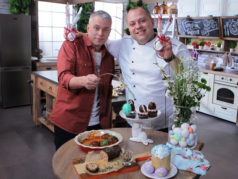 Что приготовить на Пасху? Рецепты от шеф-повара «Готовим вместе» Андрея Дромова