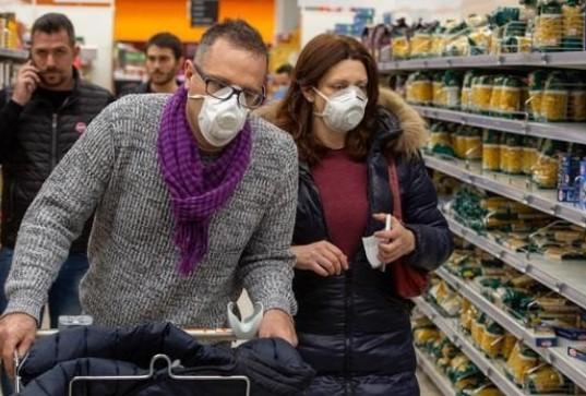 Ученые заявляют, что коронавирус через пищу не передается