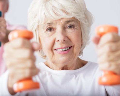 Ученые рассказали, зачем заниматься спортом в пожилом возрасте