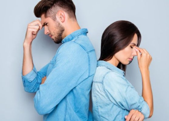 Четыре признака близкого развода