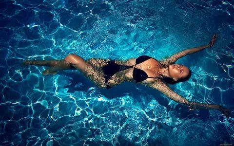 В бассейне невозможно заразиться коронавирусом