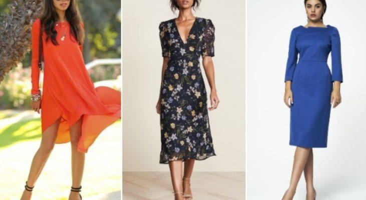 Мода на женские платья — что сейчас в тренде