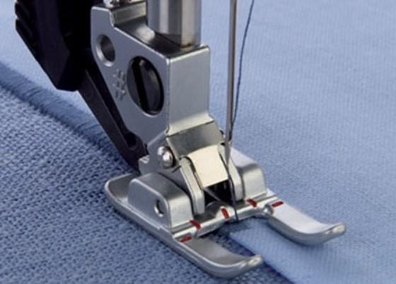 Распространенные типы лапок для швейных машинок