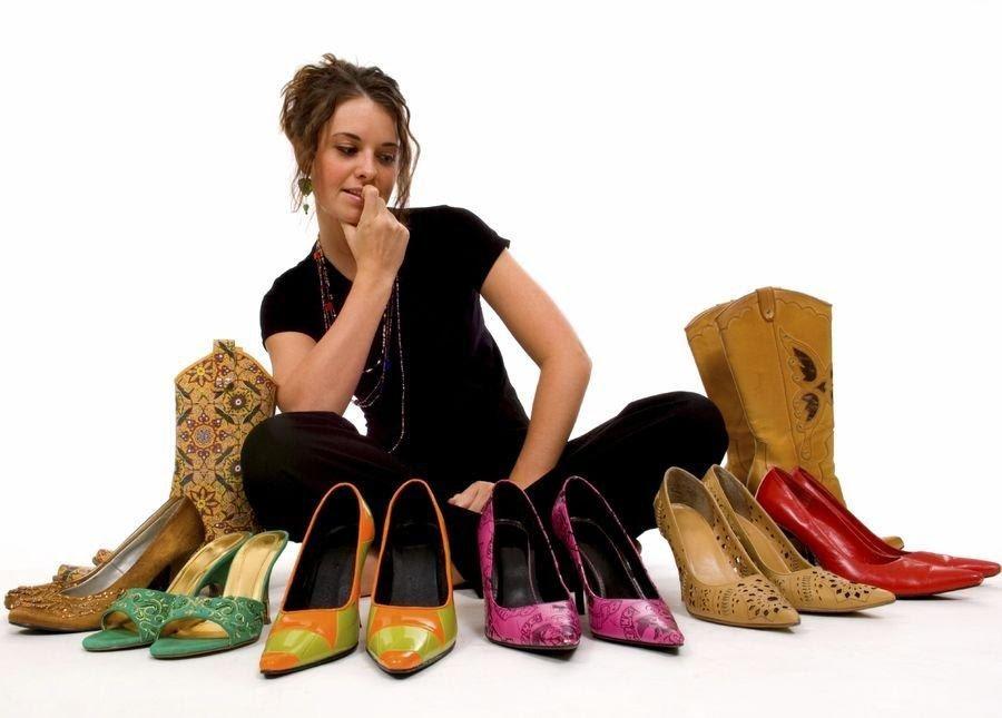 Как выбрать правильную обувь?